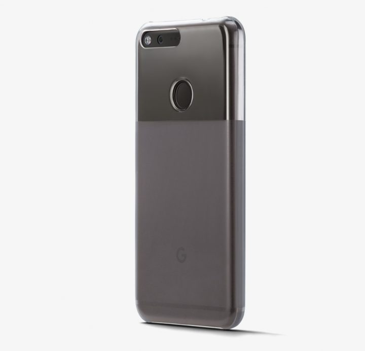 Pixel Clear Case by Google