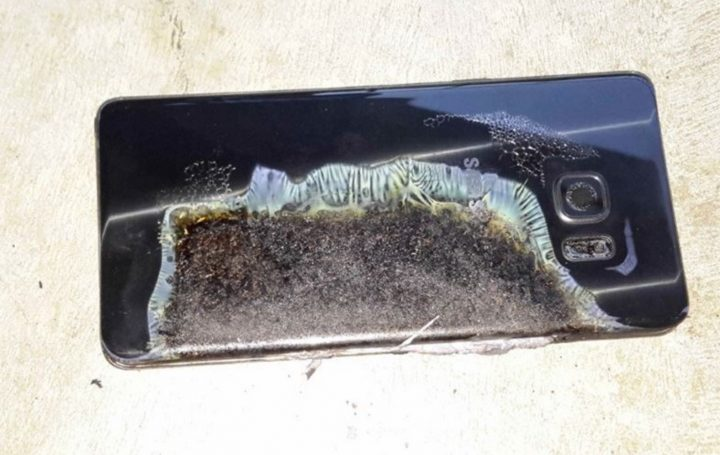 Galaxy Note 7 replacements have exploded and caught fire