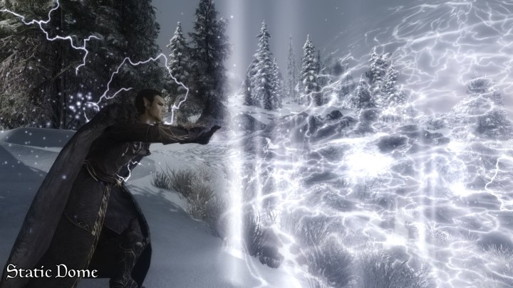 Apocalypse - Magic of Skyrim/Phenderix Magic Evolved