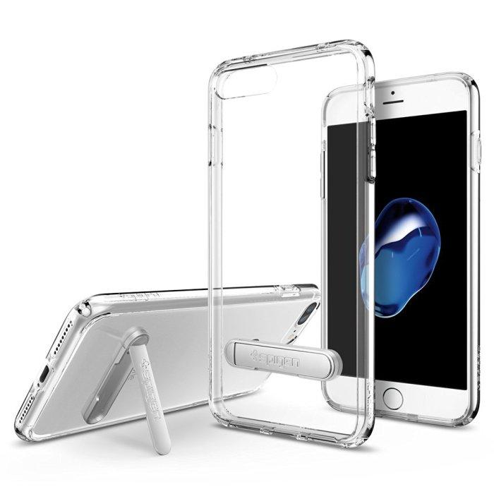 Spigen Ultra Hybrid S iPhone 7 Plus Case with Kickstand
