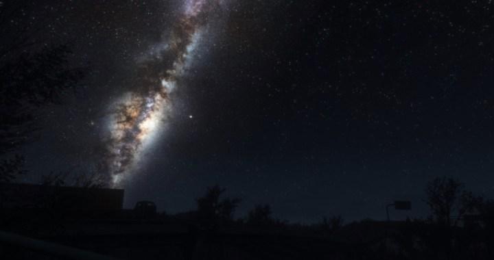 Visible Galaxy 4K