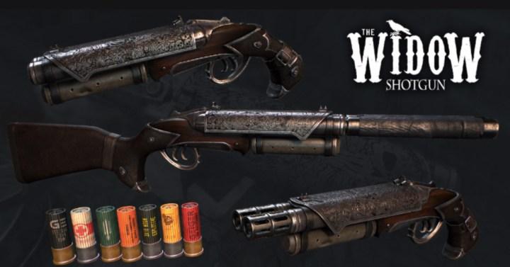 The Widow Shotgun