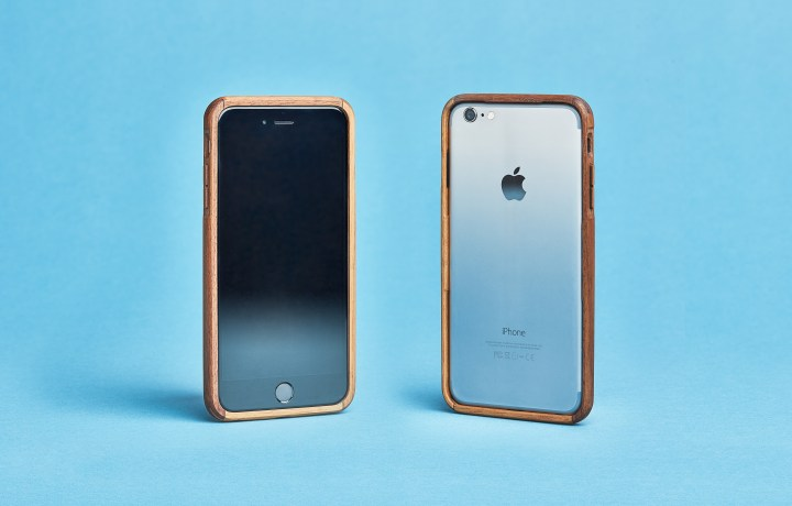 Grovemade iPhone 7 Wood Bumper