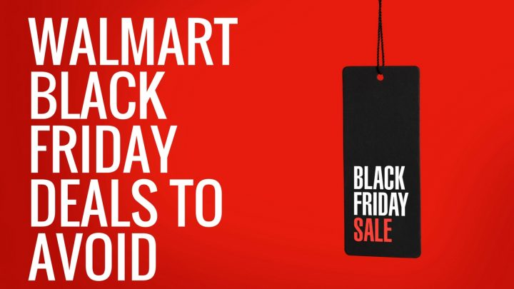 Here are the Walmart Black Friday 2016 deals to avoid this year.