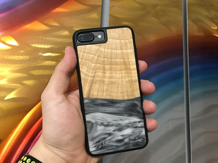 Carved Cases iPhone 7 Plus Wood Case