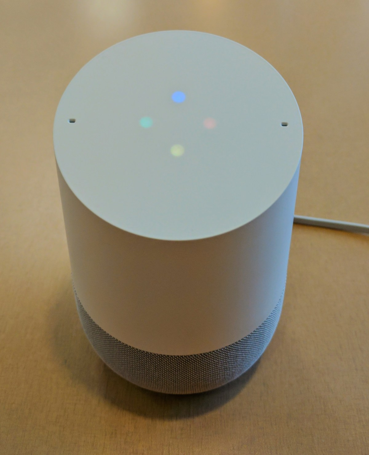 google-home-top-lights