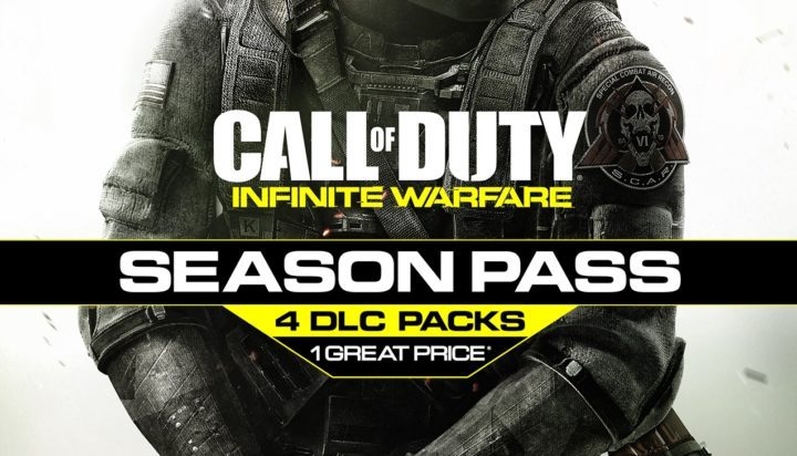 The Call of Duty: Infinite Warfare Season Pass is $10 cheaper than buying alone.