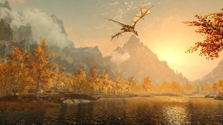 Fully Flying Dragons