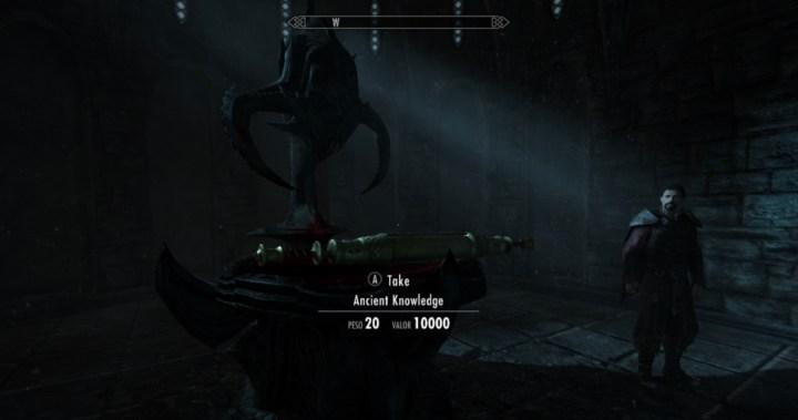 True Bat Form