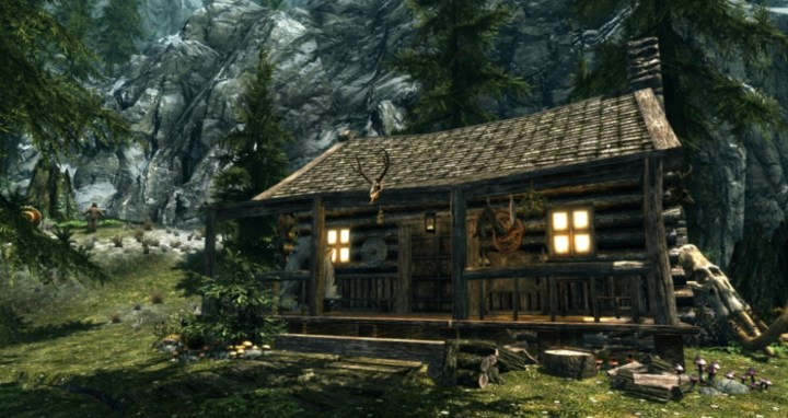 Hunter's Cabin of Riverwood