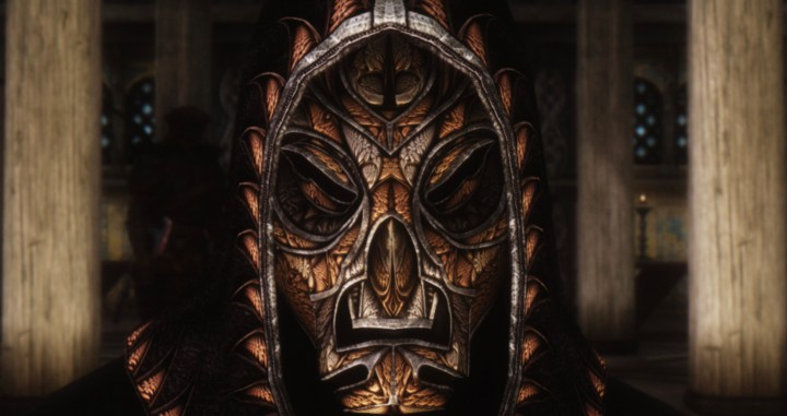 Apophysis Dragon Priest Masks