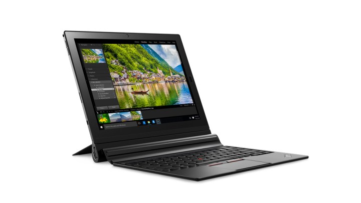 The ThinkPad X1 Tablet