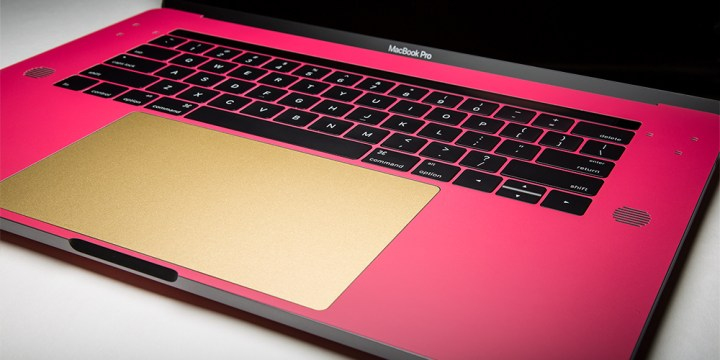 Colorware MacBook Pro Skins