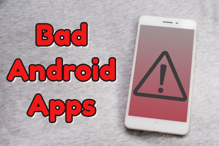 Watch out for these bad Android apps that can use more data and lead to bad Android battery life.