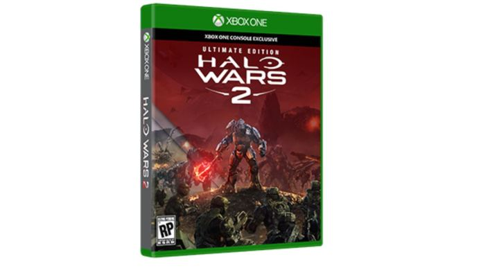 Halo Wars 2 Ultimate Edition Cover