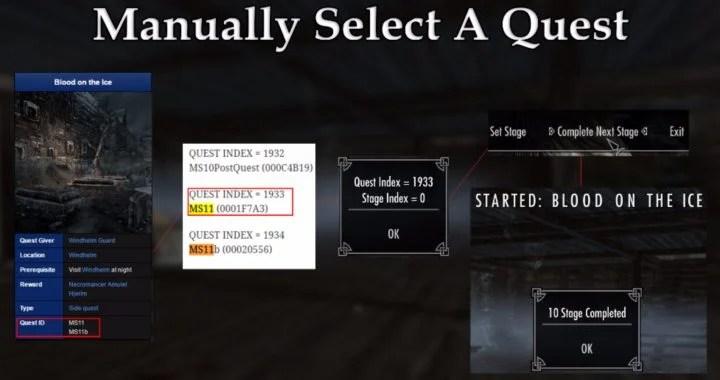Skyrim-mod-Quest-Debugger