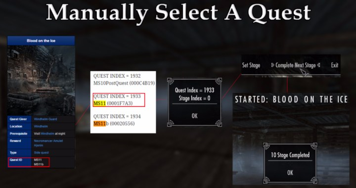 Quest Debugger