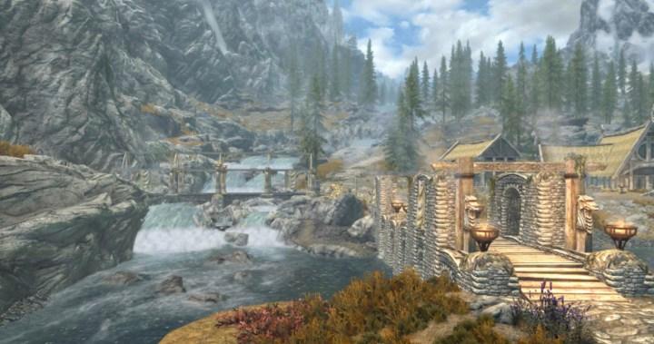 Bridges of Skyrim