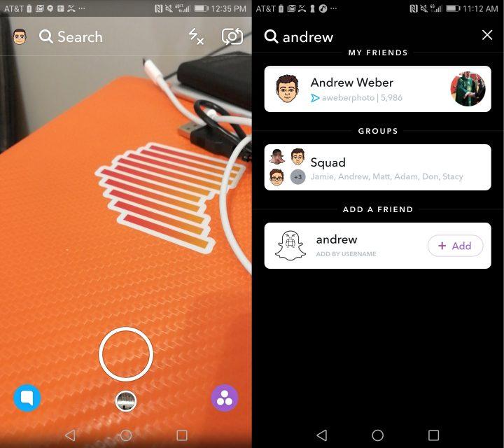 You'll see Bitmoji everywhere in the new Snapchat update.