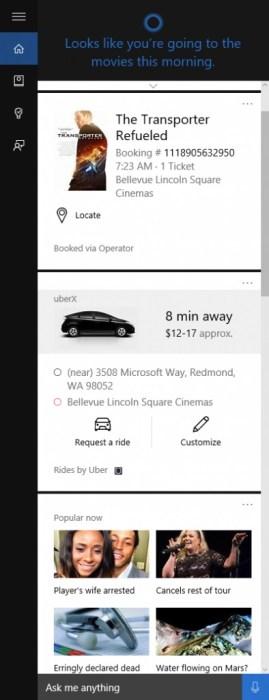 Order an Uber