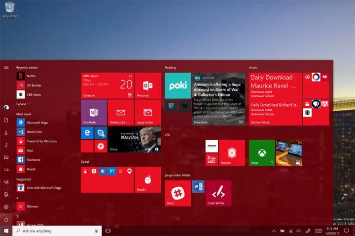 homepage in Microsoft Edge6