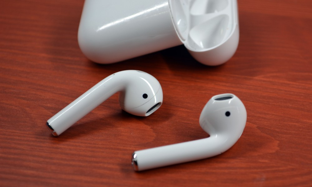 how to upgrade apple airpods firmware