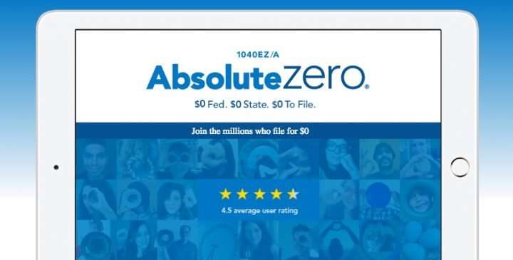 TurboTax Absolute Zero is a popular free tax software option.