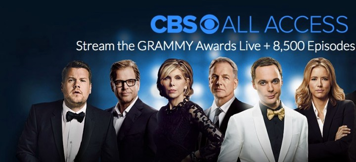 Watch the 2017 Grammys live on CBS All Access.