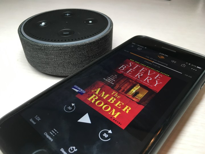Listen to Audiobooks on Alexa