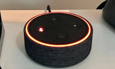 This is how to make the Amazon Echo stop listening.