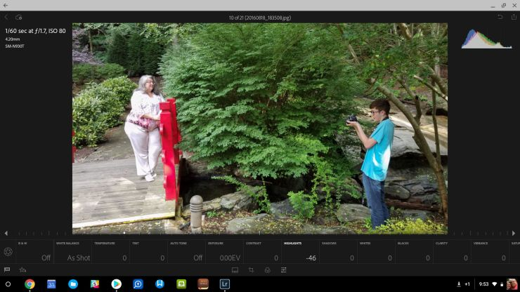 adobe photoshop lightroom android apps for chromebook