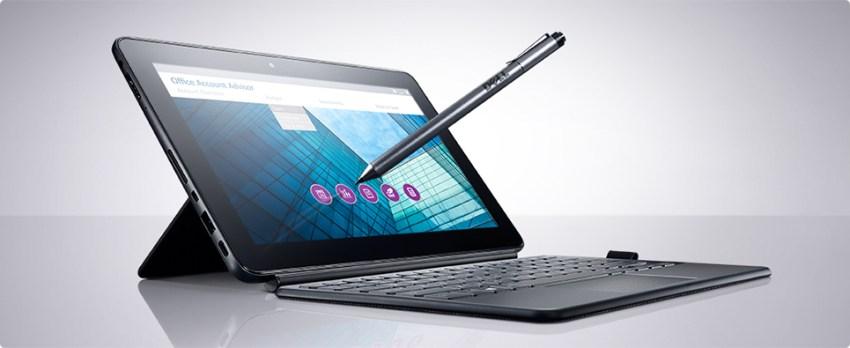 dell latitude 11 5000 keyboard and mini pen