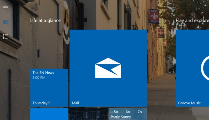 outlook mail in Windows 10 problems 1