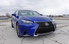 2017 Lexus GS 350 F Sport Review - 11