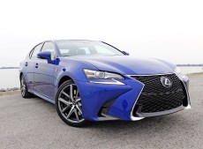 2017 Lexus GS 350 F Sport Review - 21