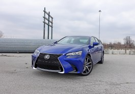 2017 Lexus GS 350 F Sport Review - 23