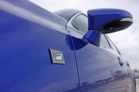2017 Lexus GS 350 F Sport Review - 4