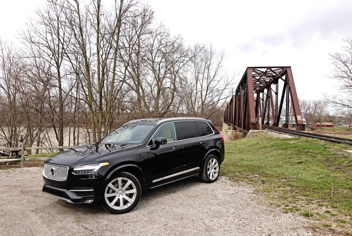 2017 volvo xc90 review. Black Bedroom Furniture Sets. Home Design Ideas