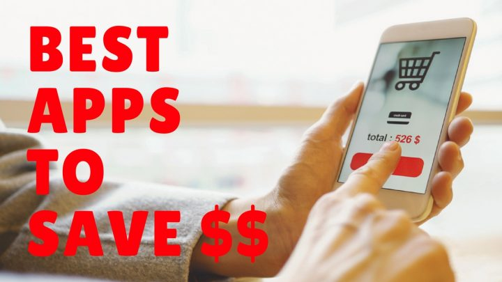 The best apps to save money with your iPhone or Android.