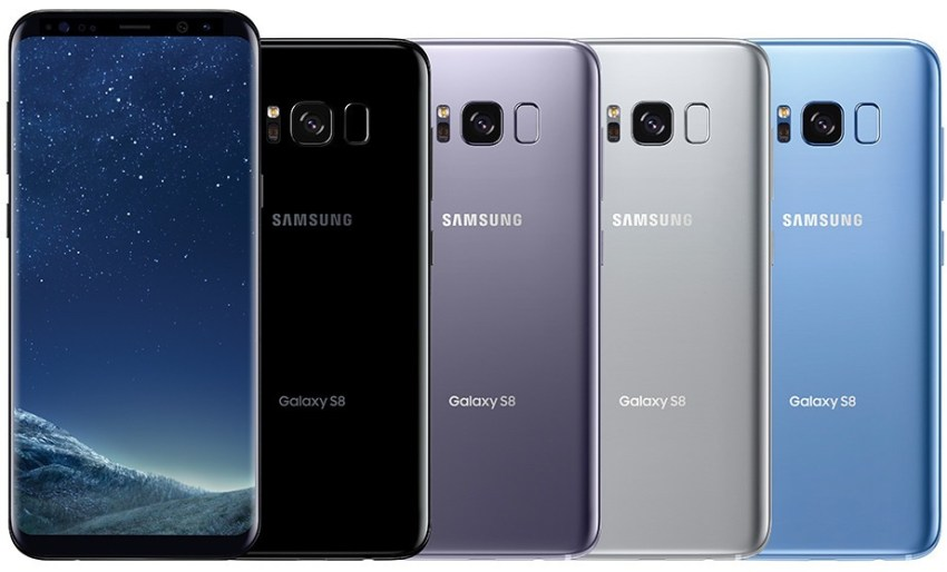 Image result for s8 colours