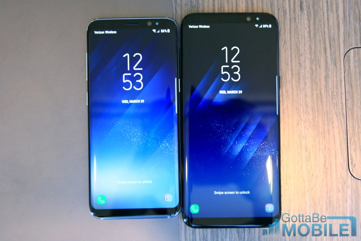 Decide Where to Buy the Galaxy S8