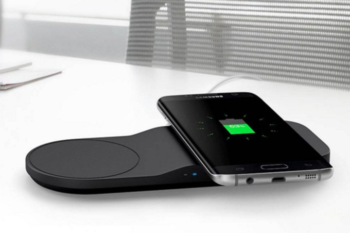 Dual Wireless Charging Tray (Pad)