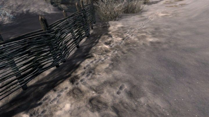 Immersive Footprints