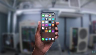 What you need to know about the iPhone 8. Concept by Georgy Pashkov.