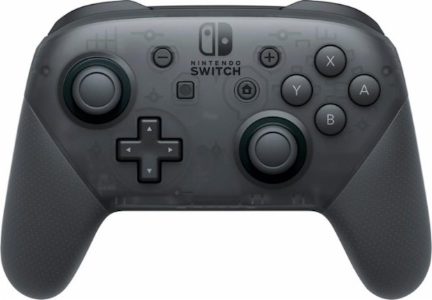 The Nintendo Switch Pro Controller - $99.99
