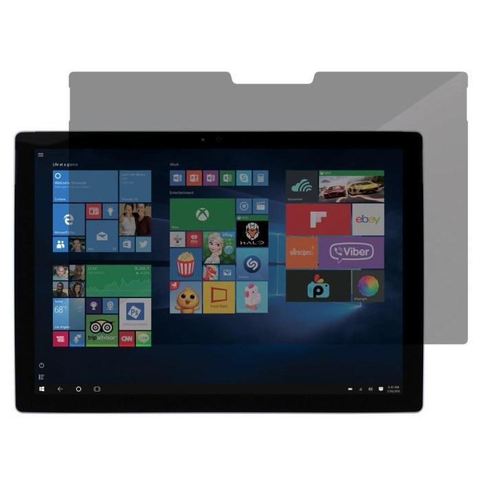 Incipio Plex Privacy Shield for Surface Pro 4 - $64.99
