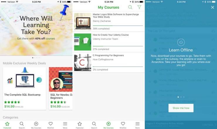 udemy-app