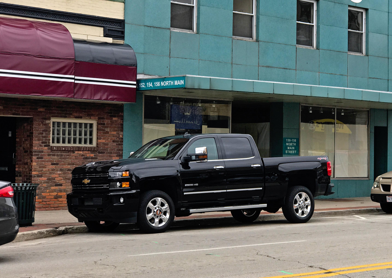 2017 Chevy Silverado 2500hd Review Duramax Diesel