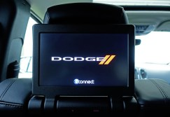 2017 Dodge Durango Review - DVD Screen