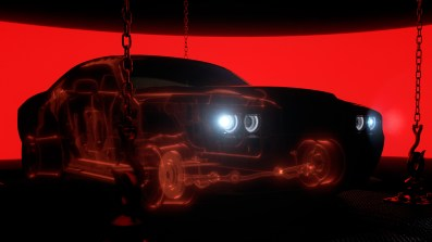 "Leading up to the New York Auto Show, Dodge is launching its first-ever pre-debut video teaser campaign to gain insight into the new 2018 Dodge Challenger SRT Demon's engineering prowess. ""Reduction,"" the second teaser video, reveals that when the Dodge SRT Demon makes its debut in April, it will be more than 200 pounds lighter than its current Hellcat brother. Fans can check out www.ifyouknowyouknow.com website for weekly updates and new videos."